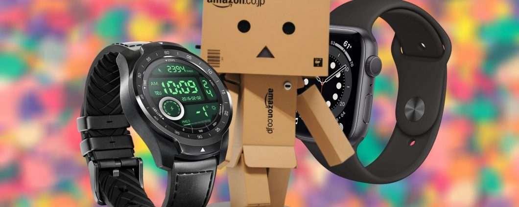 Smartwatch, Prime Day 2020: quali tenere d'occhio