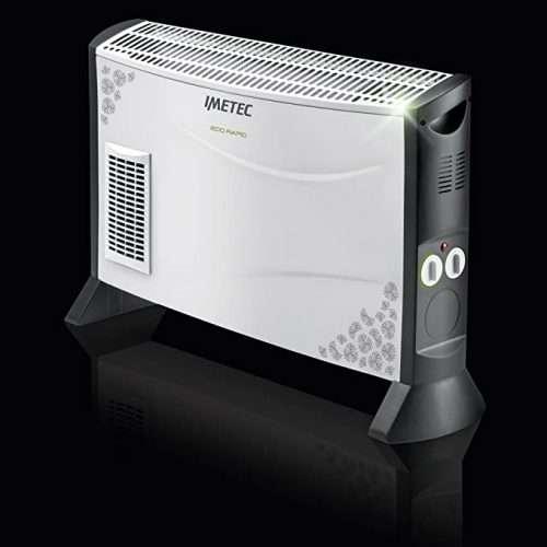 Differenza tra termoventilatore e termoconvettore