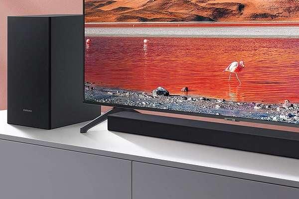 Soundbar Samsung T430 - 1