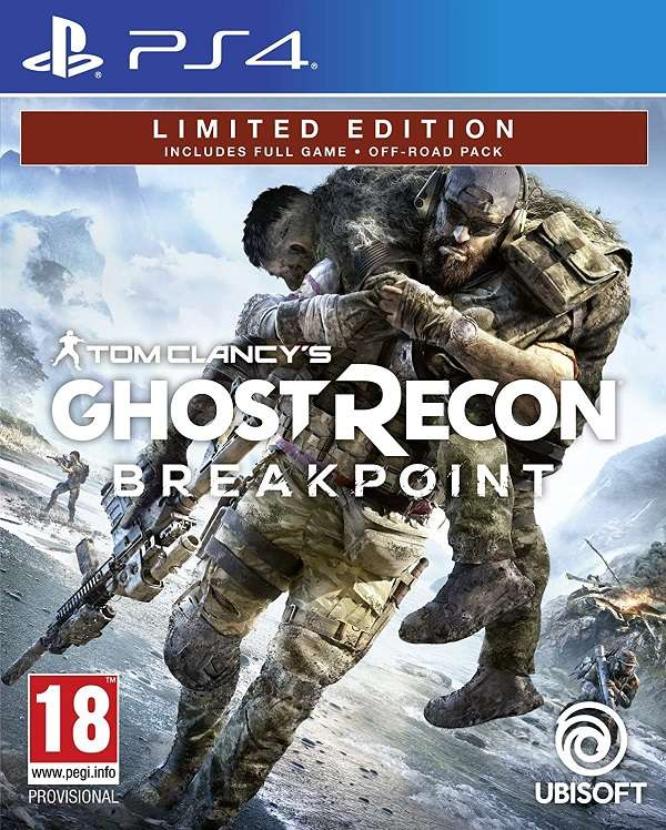 Ghost Recon Breakpoint - 1