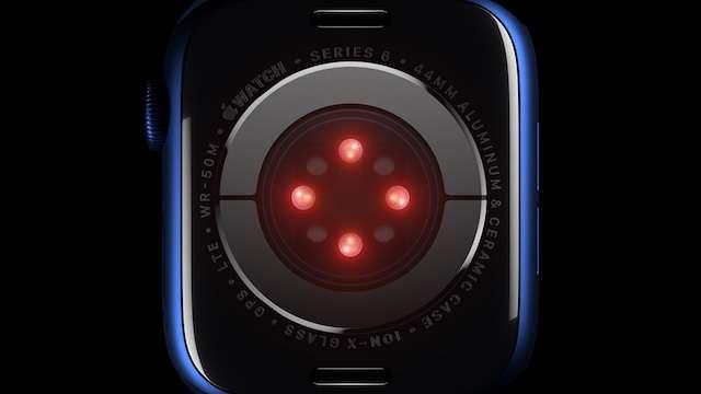 Apple Watch: rilevazione del battito cardiaco