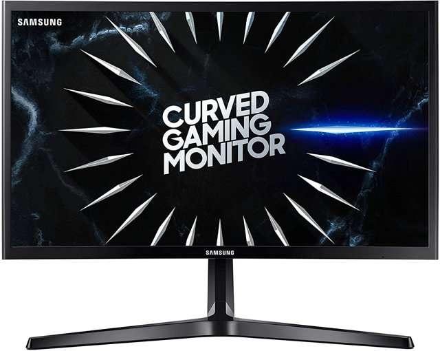 Samsung Curved Monitor C24RG52FQU