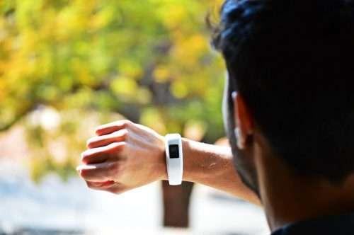 caratteristiche Smartband
