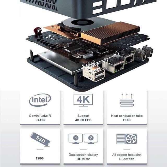 Mini PC Beelink GK55