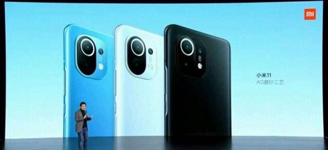 Xiaomi Mi 11 ufficiale