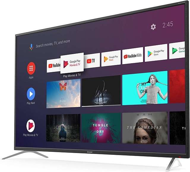 Smart TV Sharp Aquos da 65""