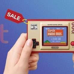 Game & Watch: la versione dedicata a Super Mario in offerta