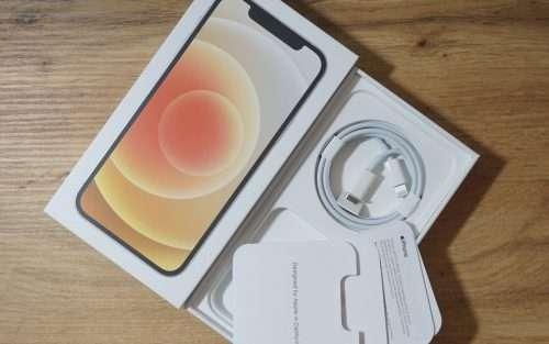 Gli accessori forniti con l'Phone 12