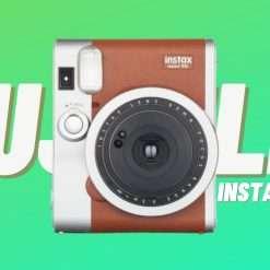 Fujifilm Instax Mini: perfetta per i nostalgici!