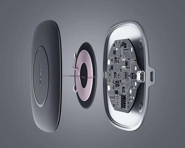 Caricatore wireless AUKEY