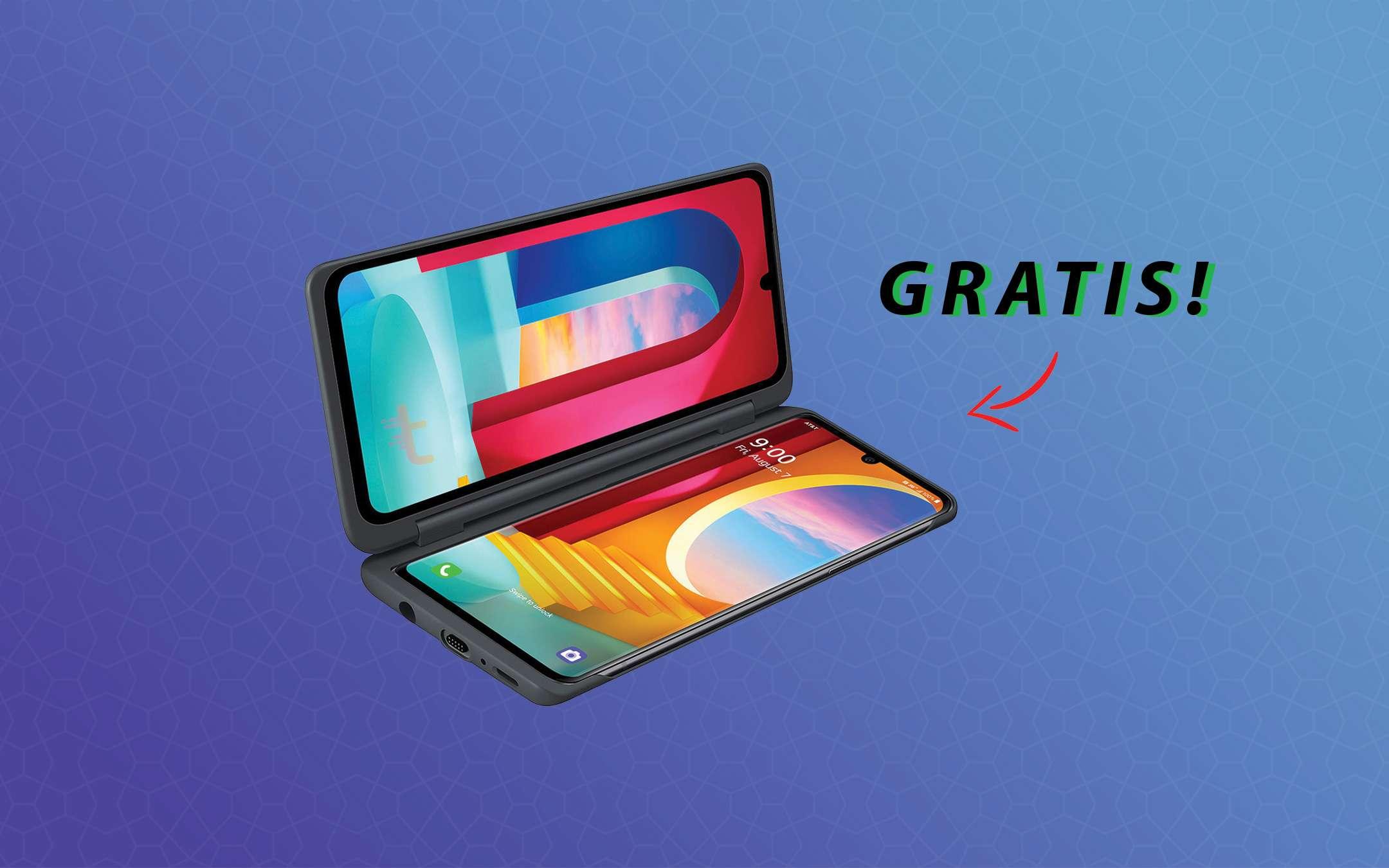 LG Velvet: Dual-Screen e cover in regalo