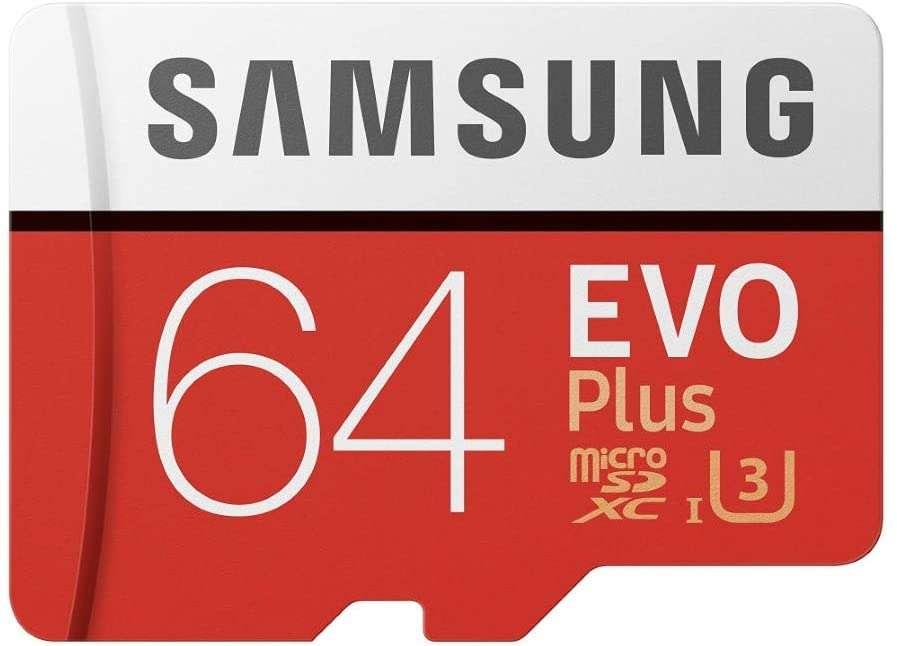 Samsung MB-MC64GA EVO Plus