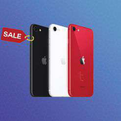 iPhone SE 2020: oggi in offerta a 410€ su Amazon