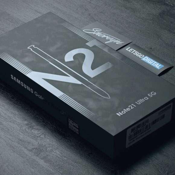 {Samsung: caricatore da 65W per Galaxy Note 21 Ultra?