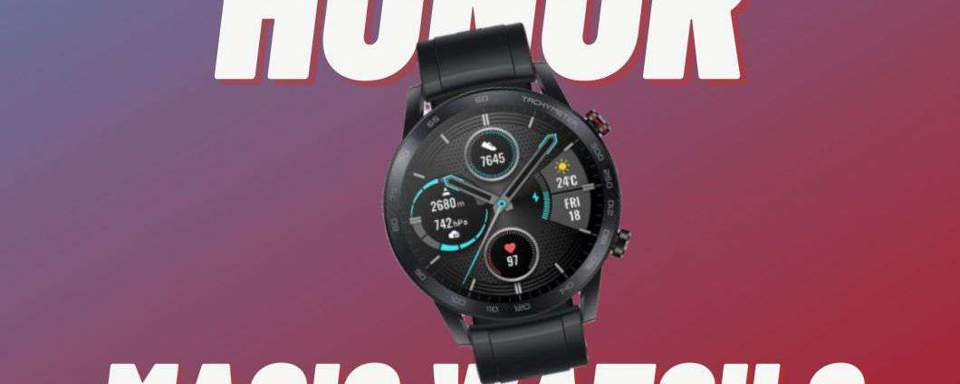 Honor Magic Watch 2 scontato di 50€ più COUPON