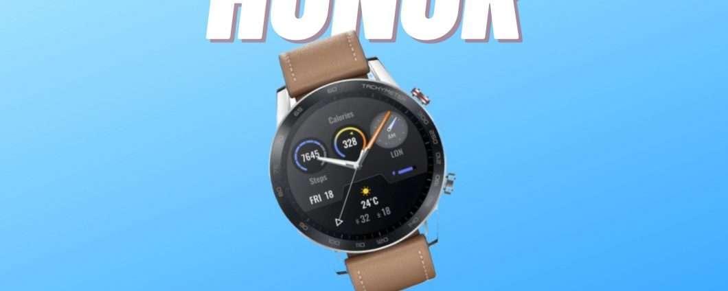 Honor Magic Watch 2 ad un prezzo INCREDIBILE (-70€)