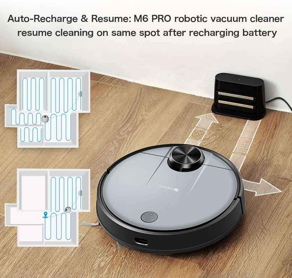 robot aspirapolvere proscenic