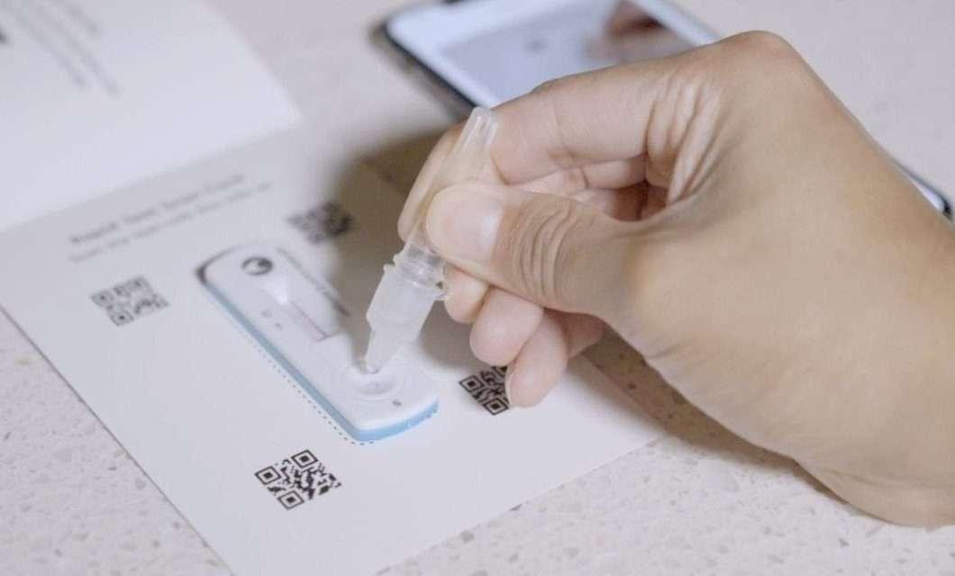 Test antigenico Covid19