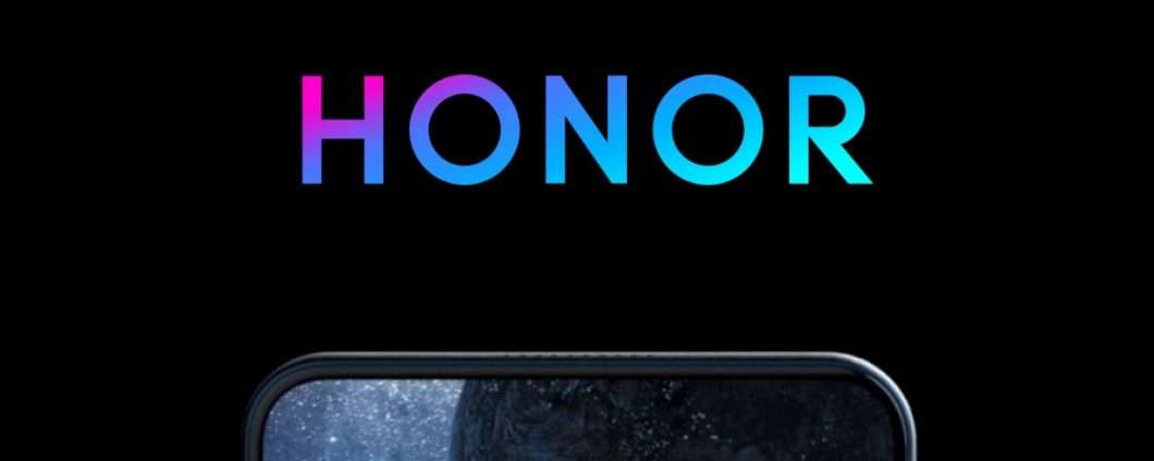 Honor vuole le camere under-display di Visionox?