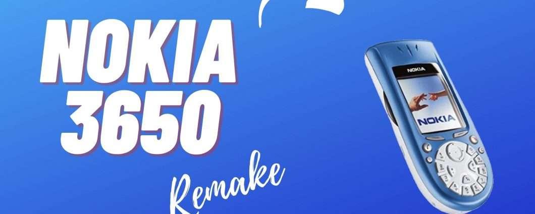 Nokia 3650 potrebbe tornare in una veste 2.0