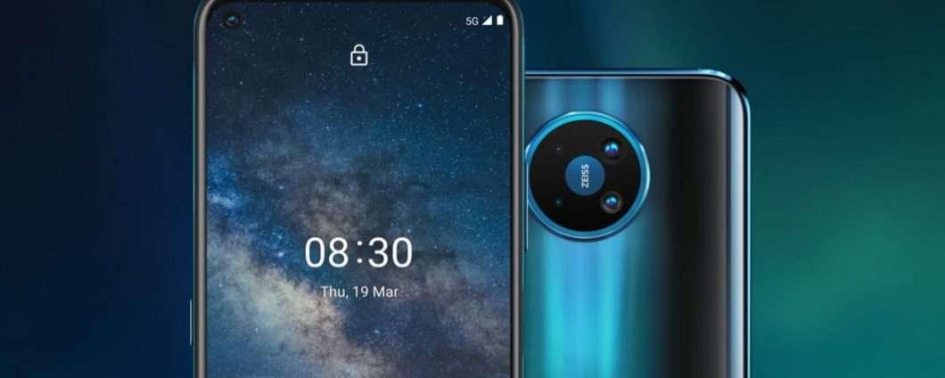 """Nokia 8.3 5G e 5.4 diventano """"Android Enterprise"""""""