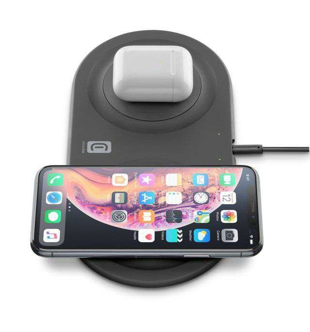 Gemini Wireless Charger