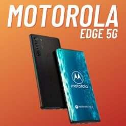 Motorola Edge 5G: prezzo FOLLE, sconto SUPER (-325€)