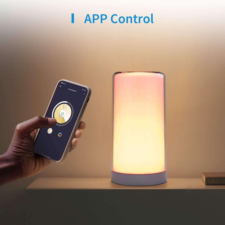 lampada smart meross