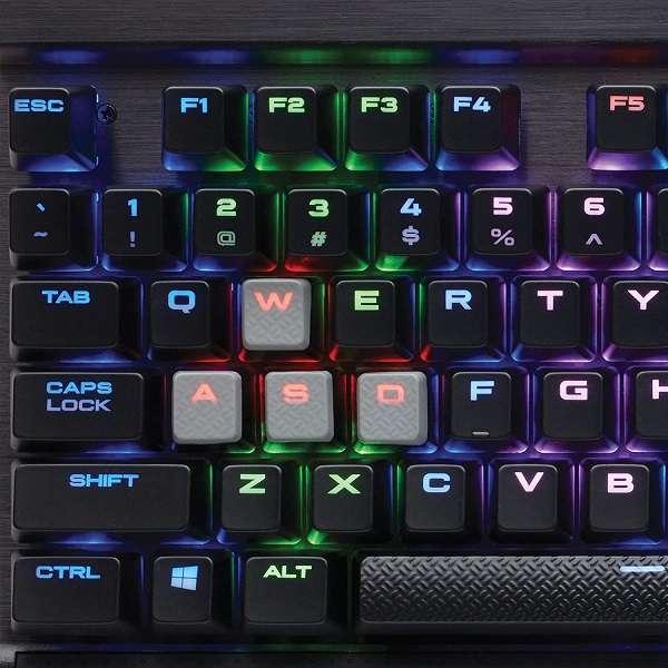 Tastiera Gaming Corsair K65 Rapidfire RGB - 2