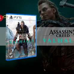 Assassin's Creed Valhalla per PS5 in offerta a 49,99€