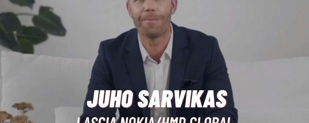 Il CEO di Nokia Mobile lascia l'azienda (UFFICIALE)