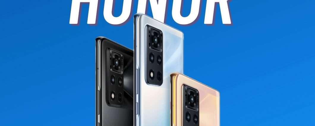 Honor: in arrivo un nuovo top di gamma a luglio