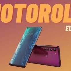 Motorola Edge 5G si aggiorna ad Android 11