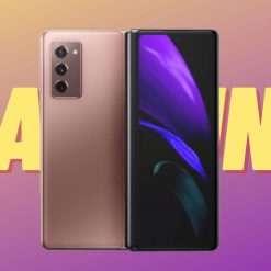 Samsung: tre giorni per provare un pieghevole