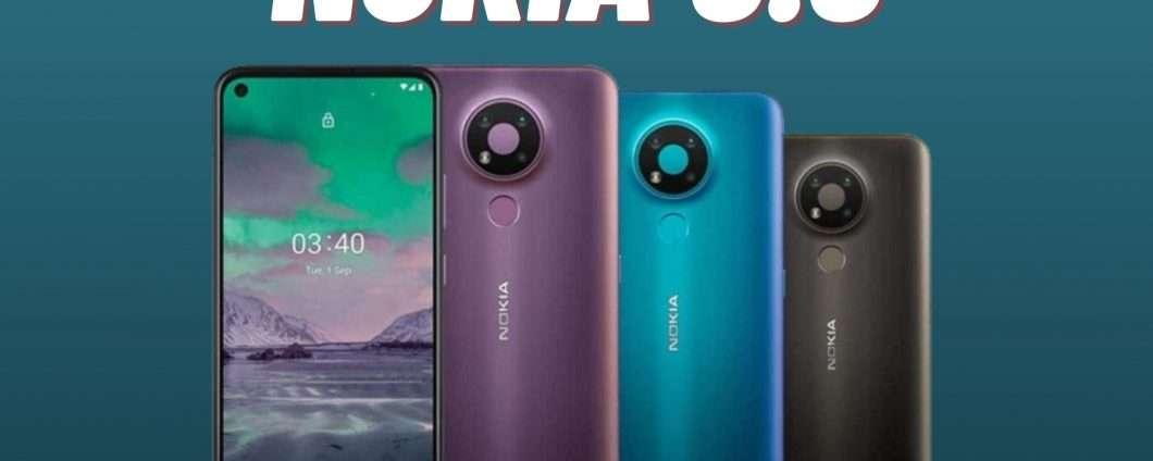 Nokia 5.5: cosa aspettarci dal budget-phone di HMD?