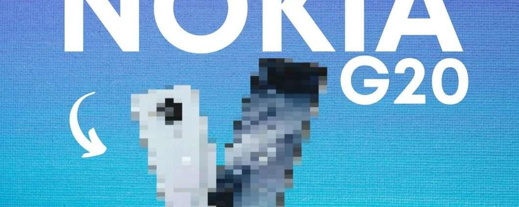 Nokia X20 con Snapdragon 480: ecco quanto costerà