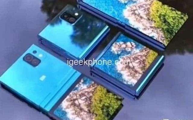 Xiaomi pieghevole