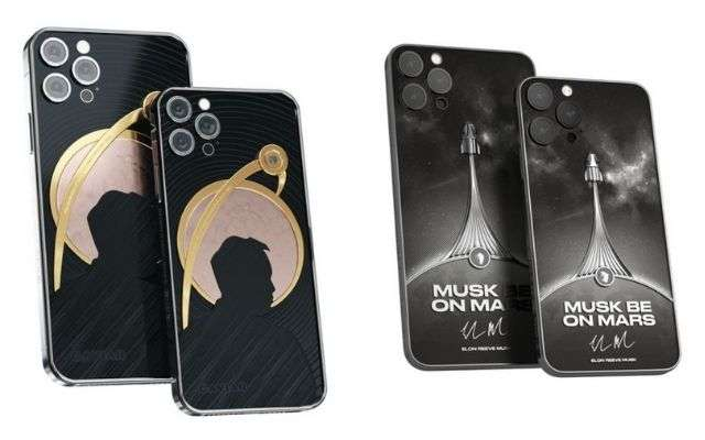 iPhone 12 Pro by Caviar