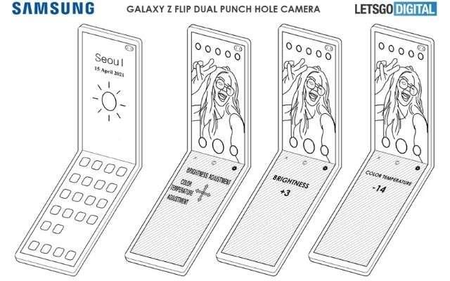 Samsung Galaxy Z Flip 2021