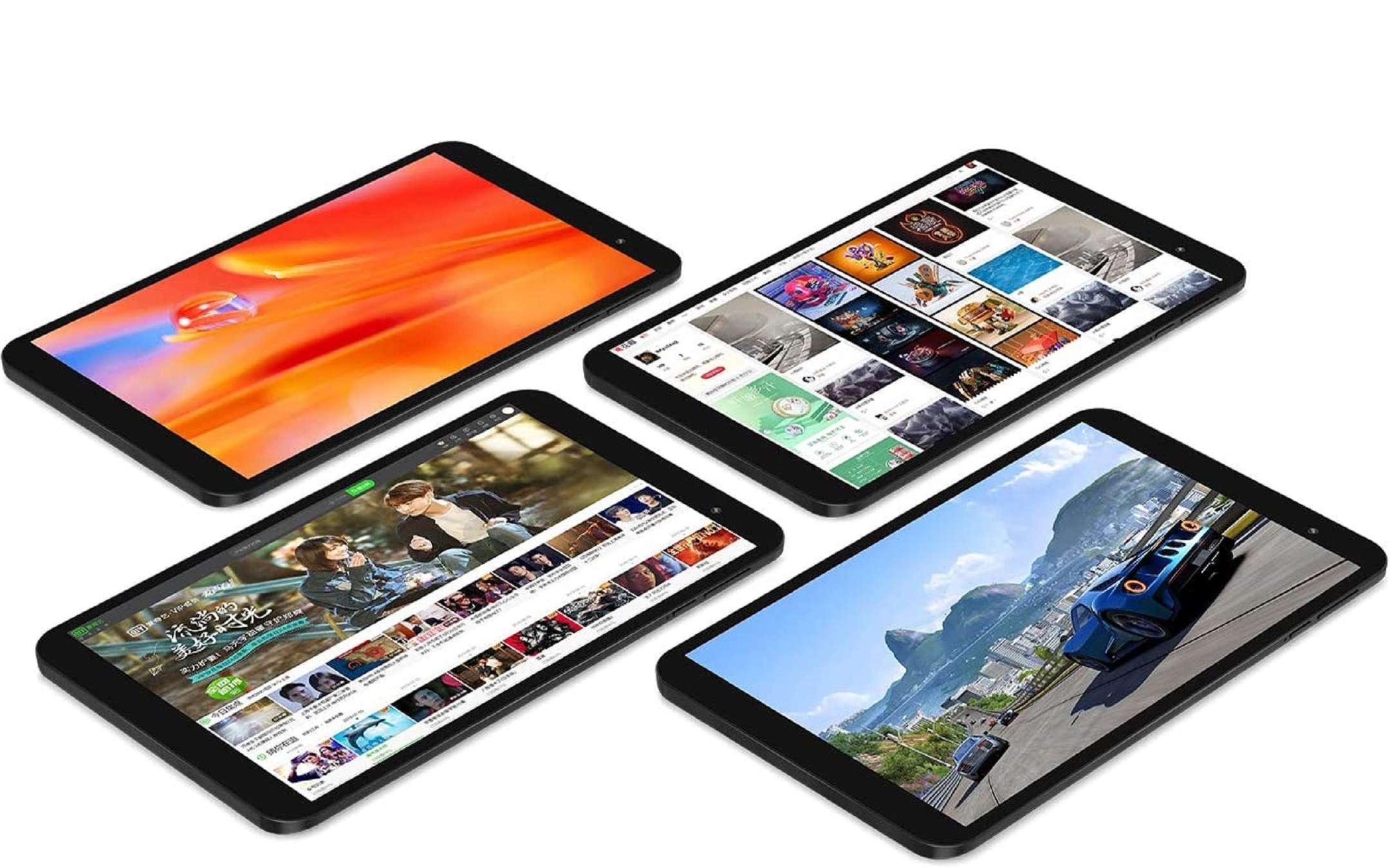 Tablet Teclast P80 a soli 66€ per pochissime ore!