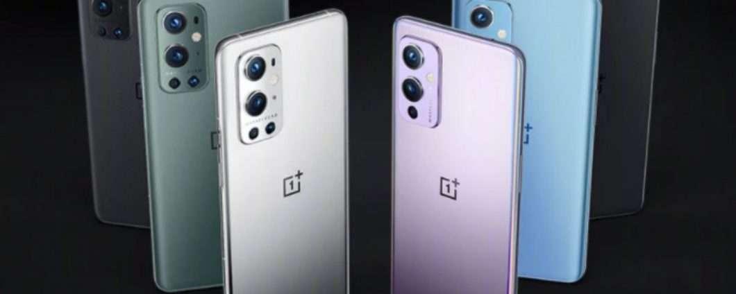 OnePlus 9 series: arriva il NUOVO aggiornamento