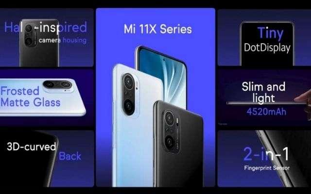Xiaomi Mi11X