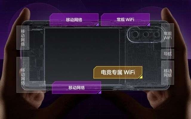 Redmi K40 game
