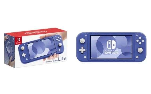 Nintendo Switch blu