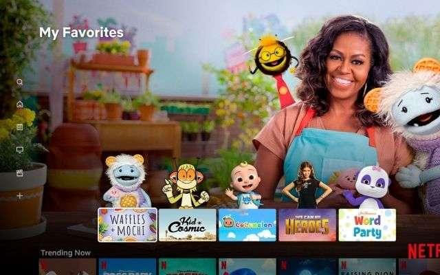Netflix Kids 2021