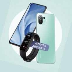 Xiaomi Mi 11 Lite 5G in Italia: Mi Band 6 in OMAGGIO