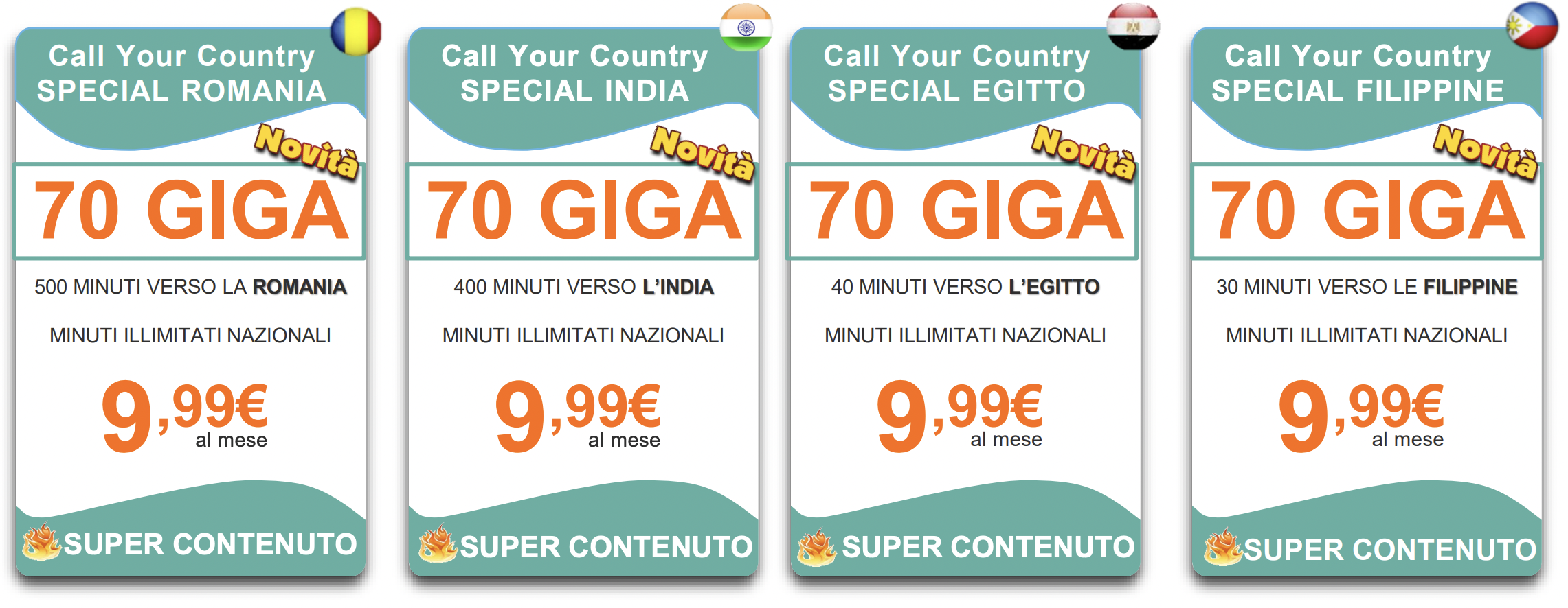 Call Your Country Special