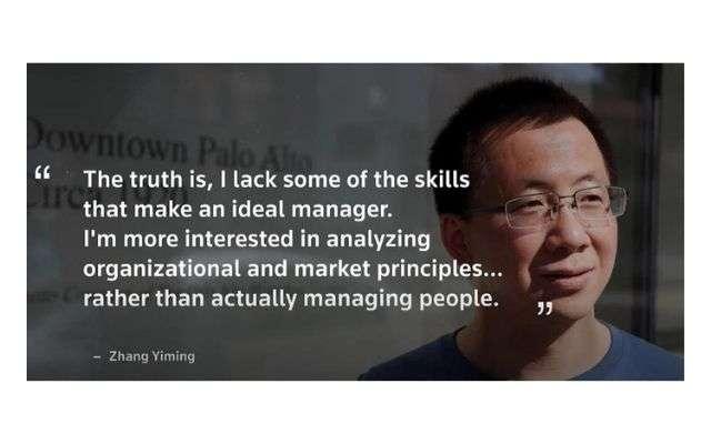 CEO ByteDance