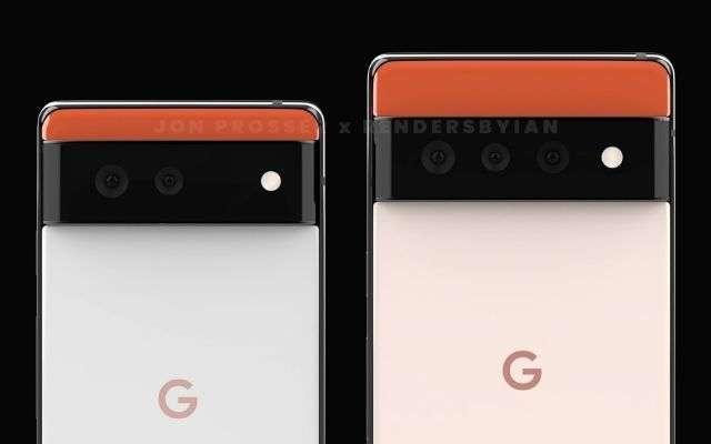 Google Pixel 6 e 6 Pro
