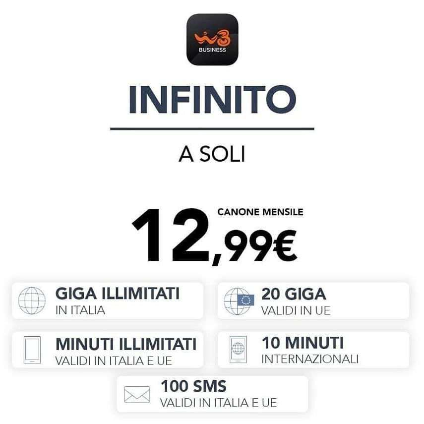 W3 Business Infinito